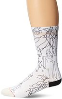 Stance Women's Faces 200 Everyday Crew Sock