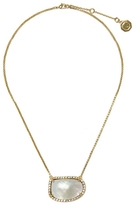 Louise et Cie Mother-of-pearl Pendant Necklace