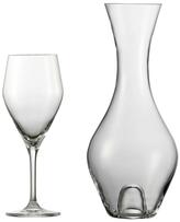 Schott Zwiesel Audience Bordeaux Glasses with Decanter Set (7 PC)