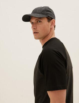 Marks and Spencer Denim Baseball Cap