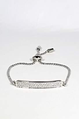 Italian Ice Pave Pull Bracelet