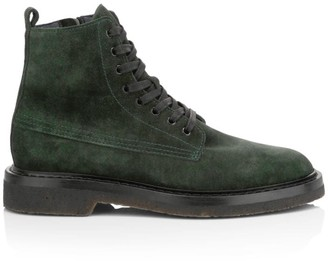 Aquatalia Waterproof Suede Boots
