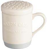 Mason Cash Bakewell Flour Shaker, White / Blue