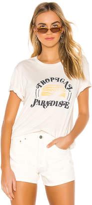 Amuse Society Tropical Paradise Tee