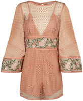 Alice McCall Antique Rose All Eyes On You Playsuit