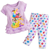 Disney Princess Top and Leggings Set for Baby - Walt World