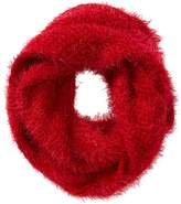 Charlotte Russe Fuzzy Knit Infinity Scarf