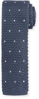 Tom Ford Knitted Dot Silk Tie