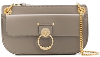 Chloé Tess calf leather shoulder bag