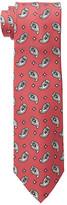 Etro Mini Paisley Pattern Regular Width Silk Tie