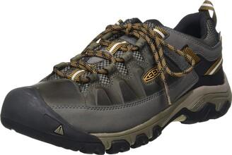 Keen Men's Targhee 3 Leather Waterproof Hiking Shoe