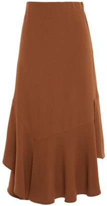 Hofmann Copenhagen Angelica Asymmetric Stretch-crepe Skirt