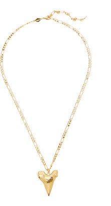 Anni Lu Protect Me 18k Gold-Plated Pendant Necklace