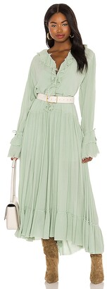 Free People Sweet Darlin Maxi Dress
