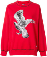Kenzo eagle patch jumper