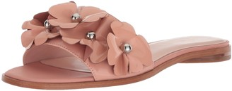 AVEC LES FILLES Women's BAHA Flat Sandal