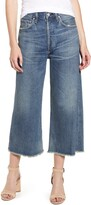 Citizens of Humanity Emma High Waist Crop Wide Leg Jeans