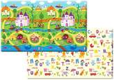 Dwinguler Eco-friendly Baby/ Kid's Play Mat - Fairy Tale Land