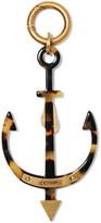 Prada Gold-tone And Acrylic Keychain
