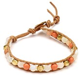 Chan Luu Mother-of-Pearl Beaded Bracelet