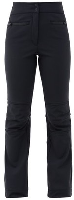 Fusalp Diana Soft-shell Ski Trousers - Black
