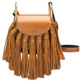 Chloé Drew Small Studded Saddle Bag