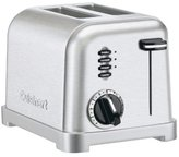 Cuisinart 2-Slice Metal Classic Toaster - Brushed Stainless Steel