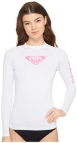 Roxy Whole Hearted Long Sleeve Rashguard Women's Swimwear