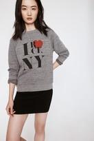 Rebecca Minkoff Rock Ny Crew Sweatshirt