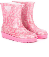 UGG Rahjee wellies - kids - Cotton/rubber - 23