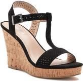 Style Charles By Charles David Style Charles by Charles David Link Women's T-Strap Wedge Sandals