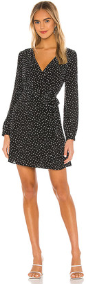 1 STATE Vintage Scatter Dot Dress