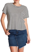 Lush Knotted Back Tee