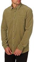 Swell Line Up Cord Long Sleeve Shirt