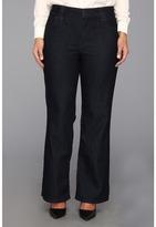 NYDJ Plus Size - Plus Size Hayden Bootcut in Dark Enzyme Women's Jeans
