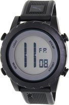 Puma Men's Splash PU911071001 Rubber Quartz Watch