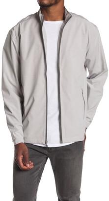 Linksoul Funnel Collar Zip Jacket