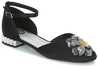Miss L Fire Miss L'Fire PETUNIA women's Sandals in Black