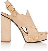 Chloé Women's Mischa Suede Platform Sandals