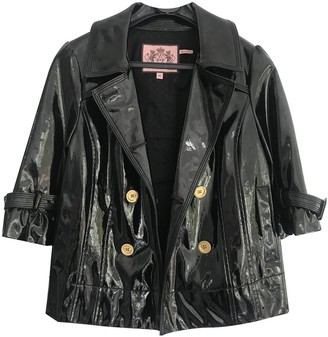 Juicy Couture Black Synthetic Jackets
