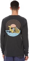 The Critical Slide Society Lost Leaders Ls Mens Tee Black