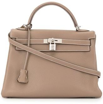 Hermes 2006 pre-owned Kelly 32 2way handbag