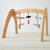Natural Activity Gym With 5 Tools Rattles