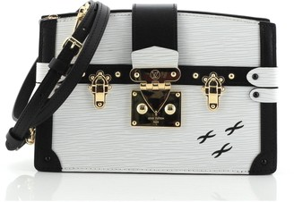 Louis Vuitton Trunk Clutch Epi Leather