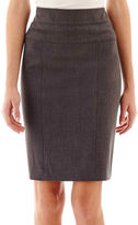 Hollywould Perfect-Fit Waistband Pencil Skirt