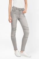 The Rebound Biker Stitch Jeans