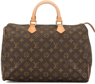Louis Vuitton pre-owned Speedy 35 holdall