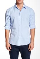James Campbell Coltrane Stripe Regular Fit Shirt