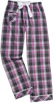 Boxercraft Womens Cotton Plaid Pajama Sleep Pants