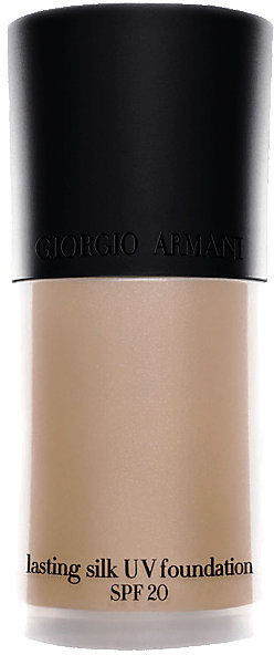Giorgio Armani Women's Lasting Silk UV Foundation SPF 20-Beige